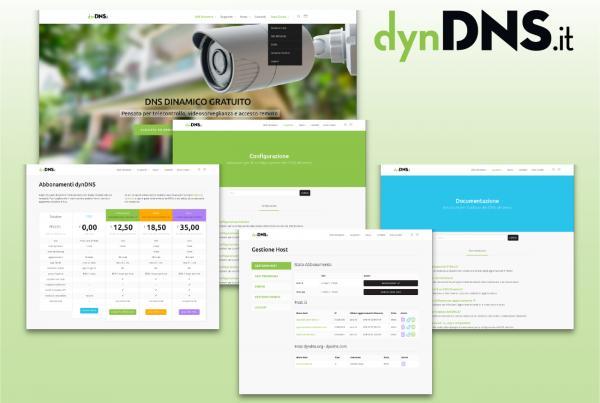 Online il nuovo sito dynDNS.it - dynDNS.it - DNS dinamico gratuito