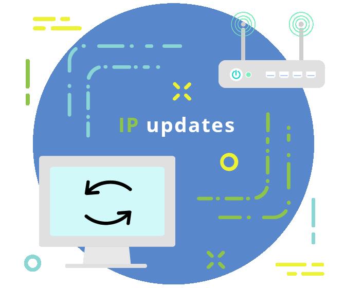 Client Software per aggiornamento IP - Documentazione - dynDNS.it - DNS dinamico gratuito - Free dyndns