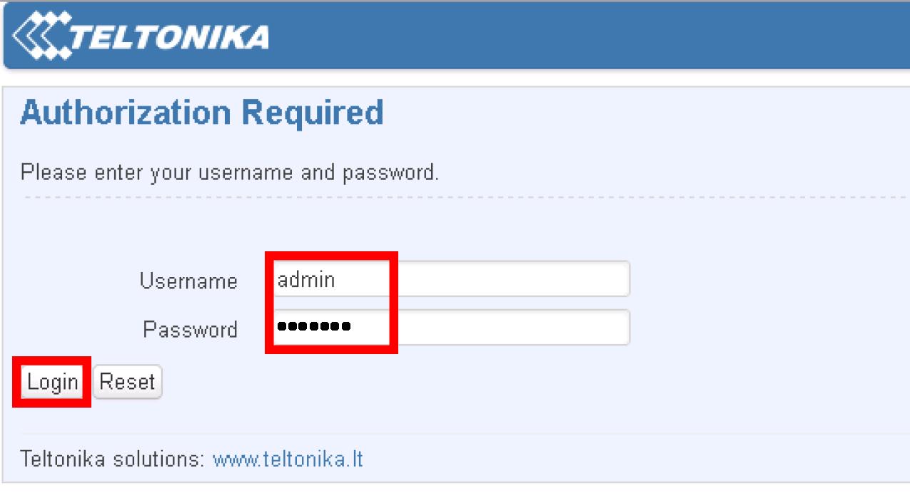 Configurazione Teltonika - RUT500 - Configurazione - dynDNS.it - DNS dinamico gratuito